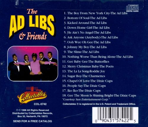 The Ad Libs & Friends