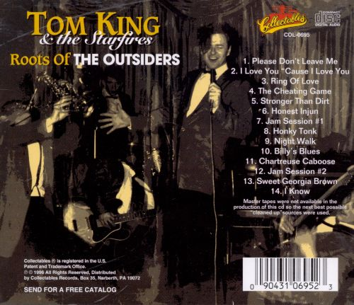 Roots of the Outsiders