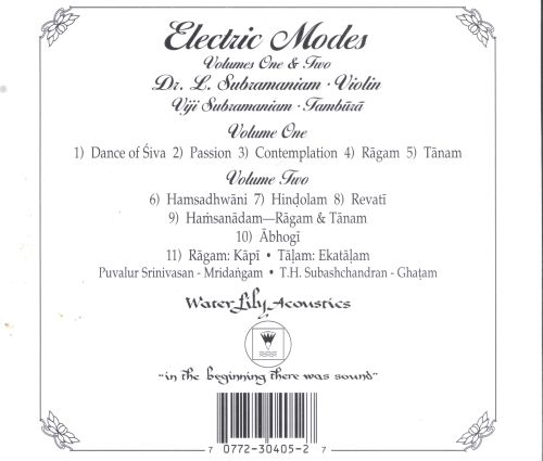 Electric Modes, Vol. 2: Summer Sessions