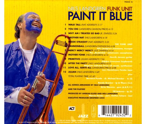 Paint It Blue