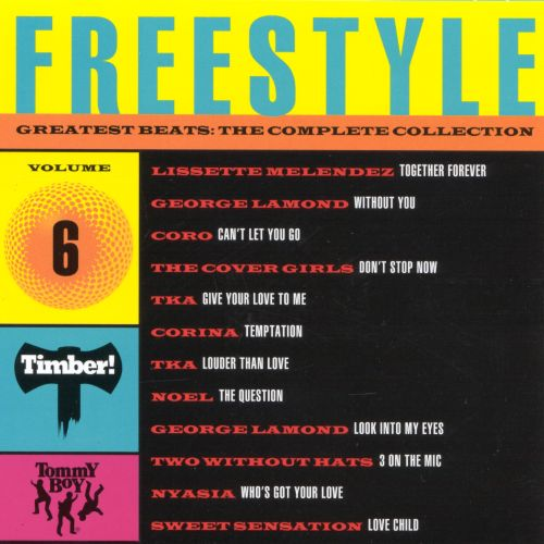 Freestyle Greatest Beats Complete Collection Vol 6