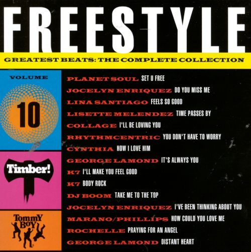 Freestyle Greatest Beats: Complete Collection, Vol. 10