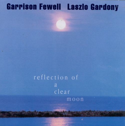 Reflection of a Clear Moon