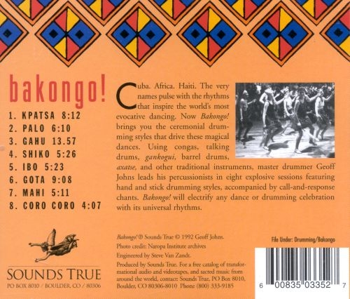 Bakongo Drum & Dance Party