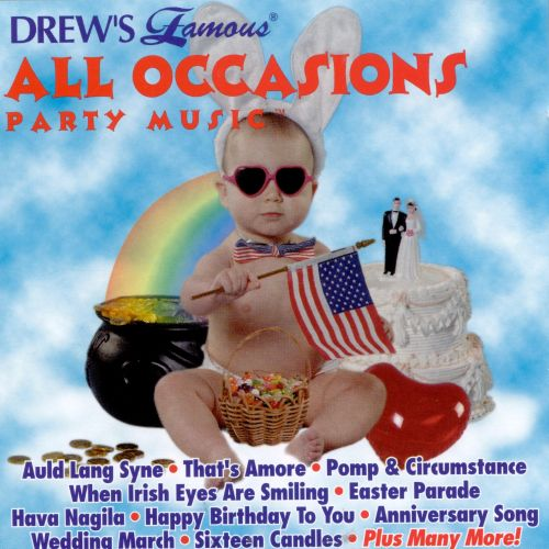 Drew's Famous All Occasions Party Music