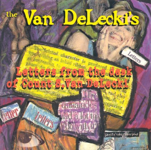 Letters from the Desk of Count S. Van Delecki