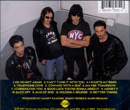 Marky Ramone & the Intruders