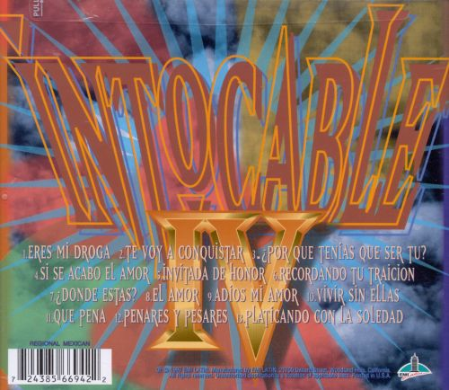 Intocable IV