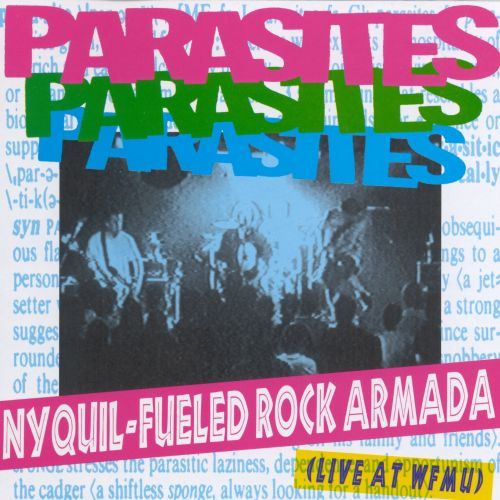 NyquilFueled Rock Armada: Live at WFMU