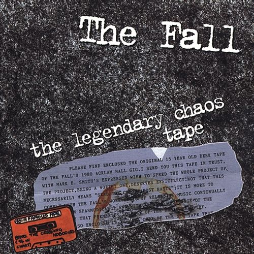 Live in London 1980: The Legendary Chaos Tape
