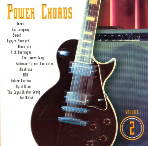 Power Chords Vol 2 Various Artists Songs Reviews Credits