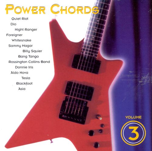 Power Chords Vol 3 Various Artists Songs Reviews Credits
