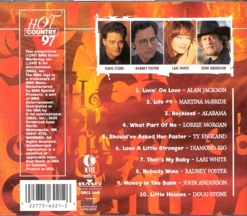 Hot Country '97