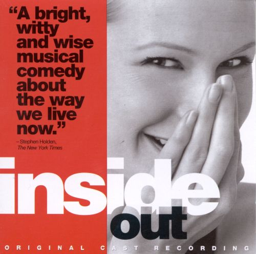 inside out original off broadway cast recording songs reviews