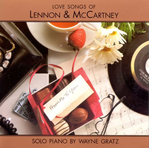 From Me to You: The Love Songs of Lennon & McCartney