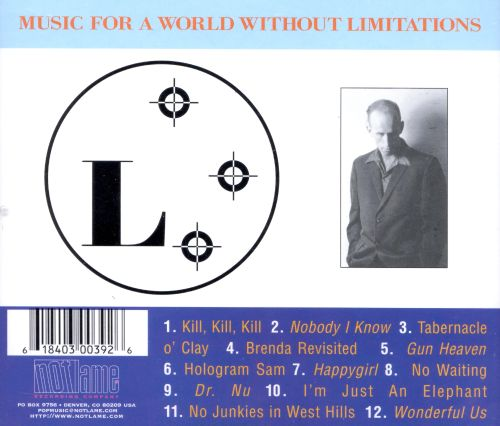 Music for a World Without Limitations