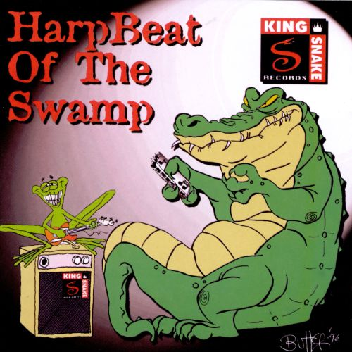 King Snake Harp Classics: Harpbeat of Swamp