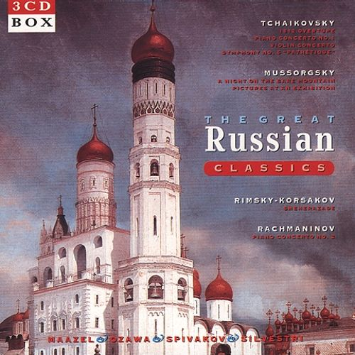 The Great Russian Classics [Royal]