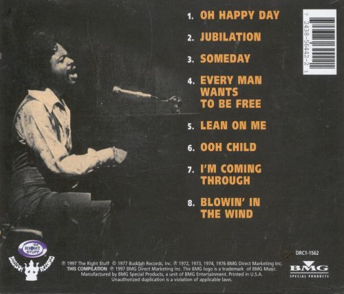 The Best of the Edwin Hawkins Singers [Capitol]