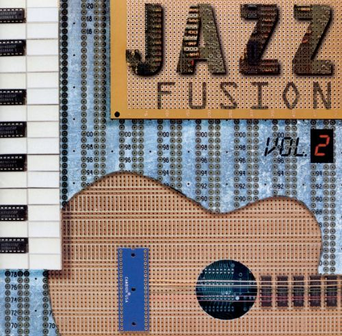 Jazz Fusion, Vol. 2 [Rhino]
