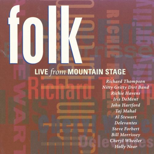 Folk Live from Mountain Stage