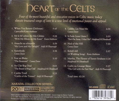 Heart of the Celts: Songs of Love