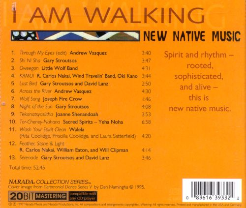 I Am Walking: New Native Music