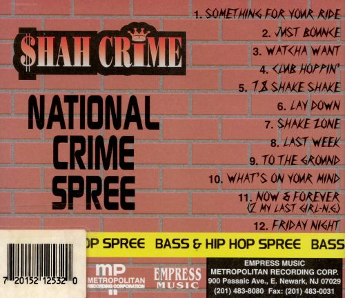 National Crime Spree