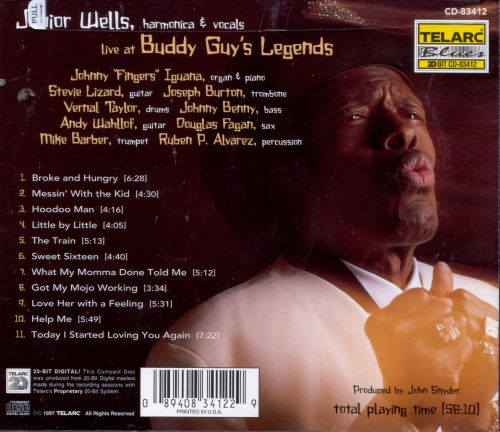 Live at Buddy Guy's Legends