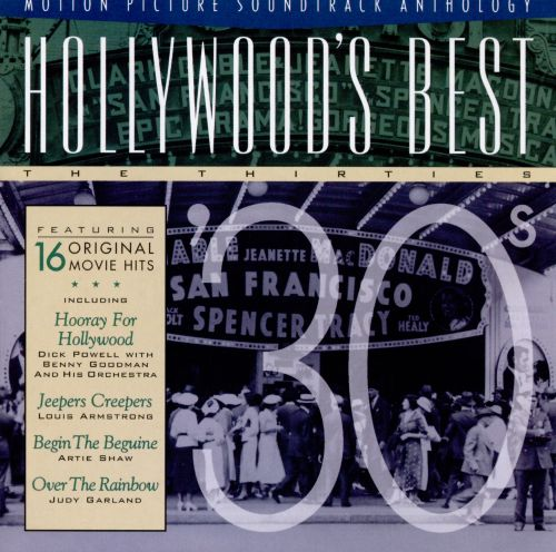 Hollywood's Best: The Thirties