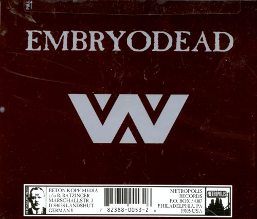 Embryodead