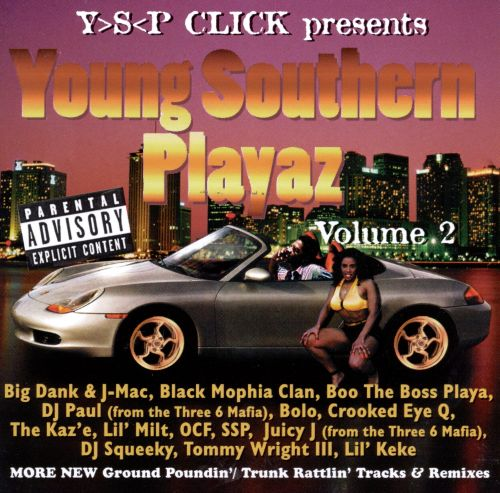 Young Southern Playaz, Vol. 2