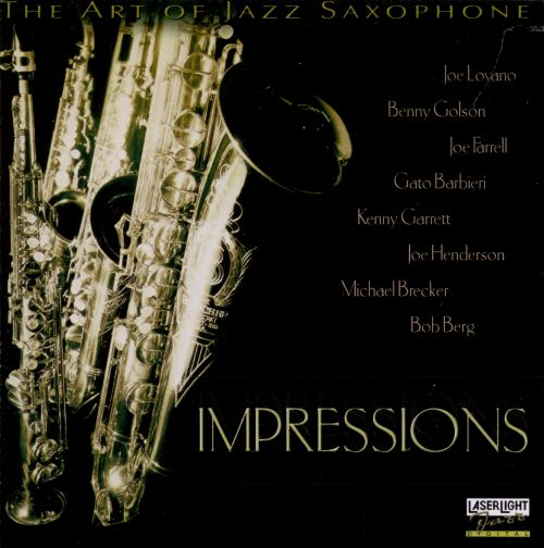 The Art of Jazz Saxophone: Impressions