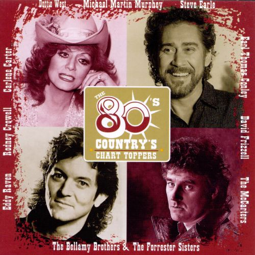 80's Country Chart Toppers