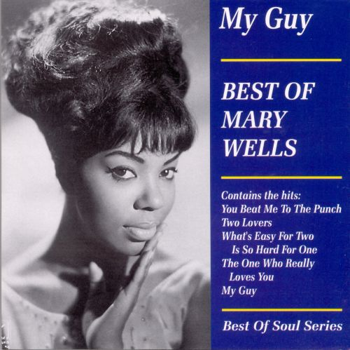 My Guy: The Best of Mary Wells [Aim]