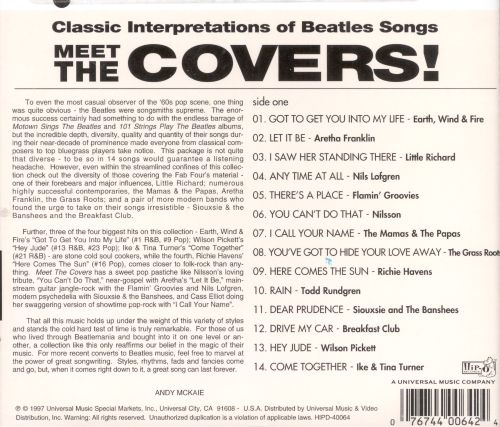 Meet the Covers: A Tribute to the Beatles