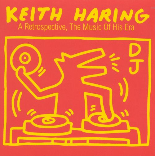 Keith Haring: A Retrospective, The Music of His Era