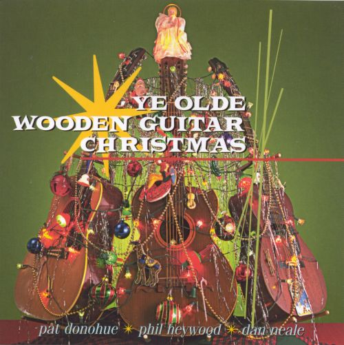 Ye Old Wooden Guitar Christmas