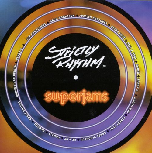 Strictly Rhythm Superjams, Vol. 1