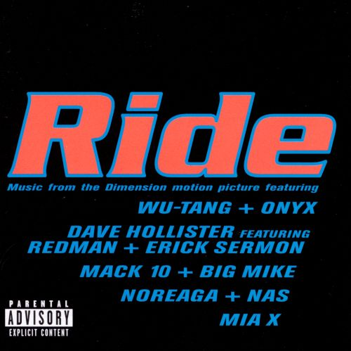 The Ride: Music from Dimension