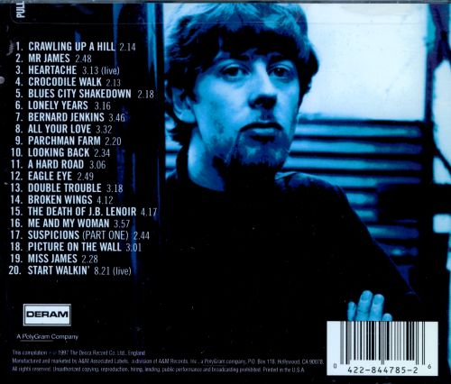 As it all began the best of john mayall the bluesbreakers 1964 as it all began the best of john mayall the bluesbreakers 1964 1969 publicscrutiny Images