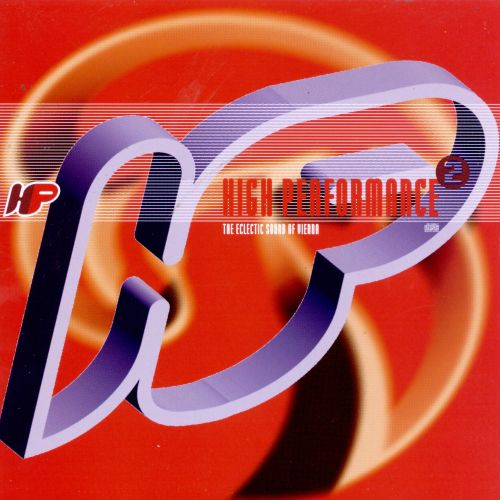 High Performance, Vol. 2: Eclectic Sounds of Vienna