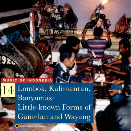 Music of Indonesia, Vol. 14: Lombok Kalimantan