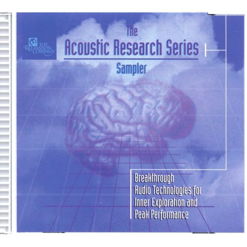 Acoustic Research Series Sampler