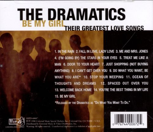 Be My Girl: Their Greatest Love Songs