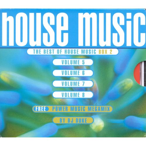Best of House Music Box, Vol. 2