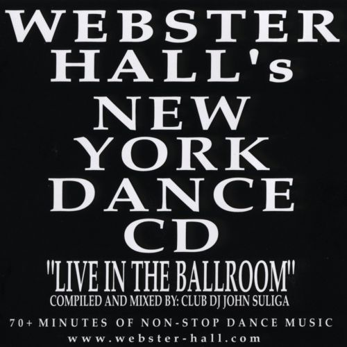Live at Webster Hall: NY Dance