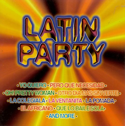 Latin Party [Max Music]