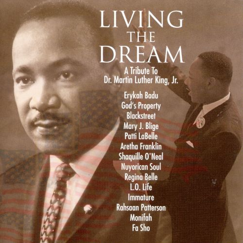 Living The Dream A Tribute To Martin Luther King Jr Various