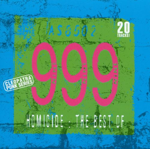 Homicide: The Best of 999